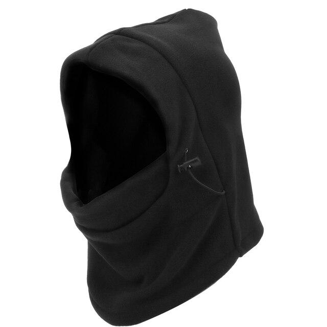 2016 Neck Fleece Breathable Balaclavas Hat Headgear Winter Skiing Ear Windproof Warm Mask Motorcycle Bicycle Scarf HA120 2