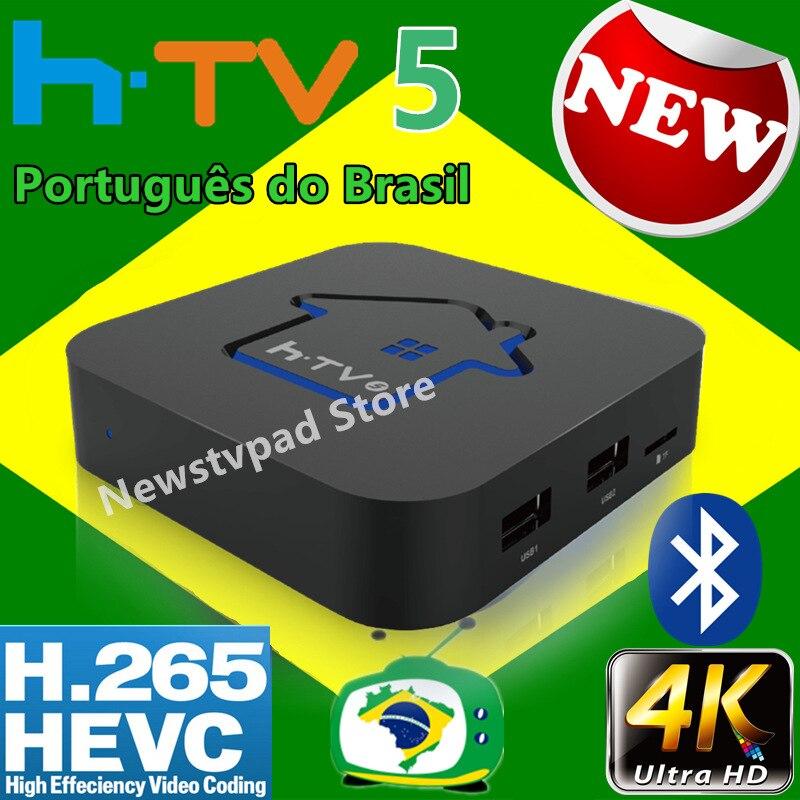 Ai tak pro 1 htv box 5 brasil BOX BTV brazylijski portugalski dekoder telewizyjny na żywo IPTV Movie HTV 6 brazylia odtwarzacz multimedialny