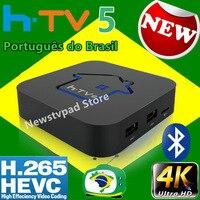 ai tak pro 1 htv box 5 brasil BOX BTV Brazilian Portuguese TV Internet Streaming box Live IPTV Movie HTV 6 Brazil Media Player