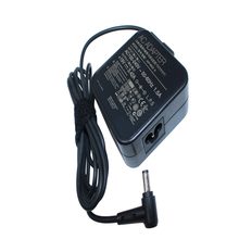 19V 3.42A 5.5*2.5 مللي متر شاحن امدادات الطاقة الأصلي AC محول الكمبيوتر المحمول ل Asus PA-1650-78 PA-1650-48 ADP-65GD B ADP-65AW A