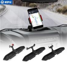 MOPAI Universal Car BracketสำหรับJEEP Wrangler JLรถIPad Case for Mobile Phone Portable Universal Phone Holder Phone Standัวป๊อปติดมือถือที่ติดหลังมือถือ (อุปกรณ์เสริมสำหรับJEEP Wrangler JL 2018 +