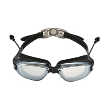 ROBESBON, водонепроницаемые, профессиональные очки для плавания, анти-туман, УФ-очки для мужчин и женщин, водные виды спорта, очки для плавания, очки для плавания, очки с затычкой для ушей