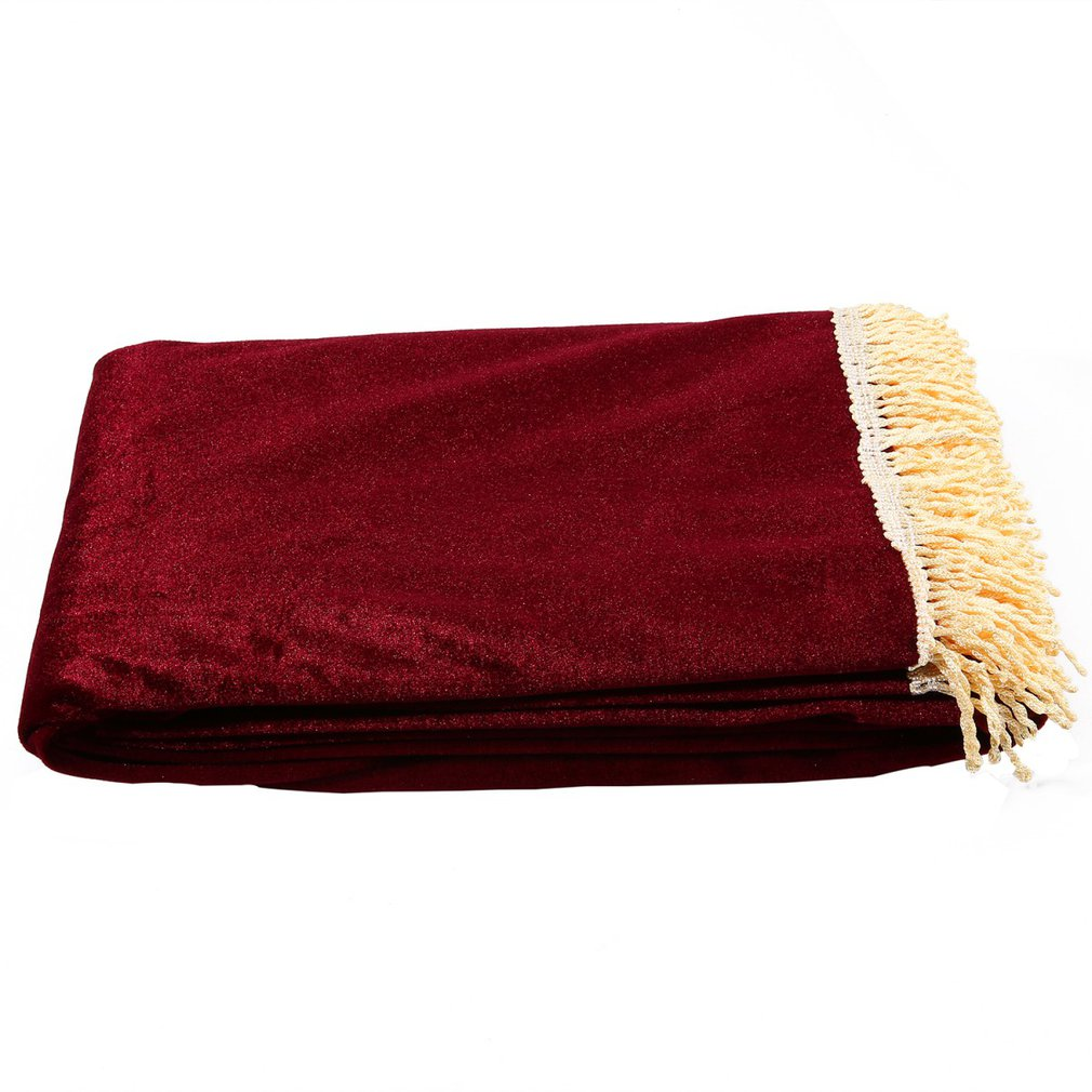 2000x1200mm Red Velvet Piano Cover Multi purpose Dustproof Cover High Grade Home Furniture Cover Soft Polyester Piano Cover All-Purpose Covers     - title=