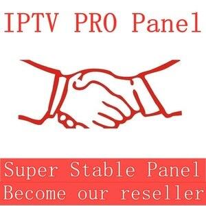 Image 1 - IPTV แผงควบคุมเครดิตสำหรับ Reseller Management 10000 +