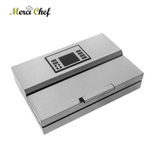 ITOP Electric Semi-commercial Vacuum Sealer Packing Machine Food Processor Vacuum Packed Sealer VAS-950 недорого