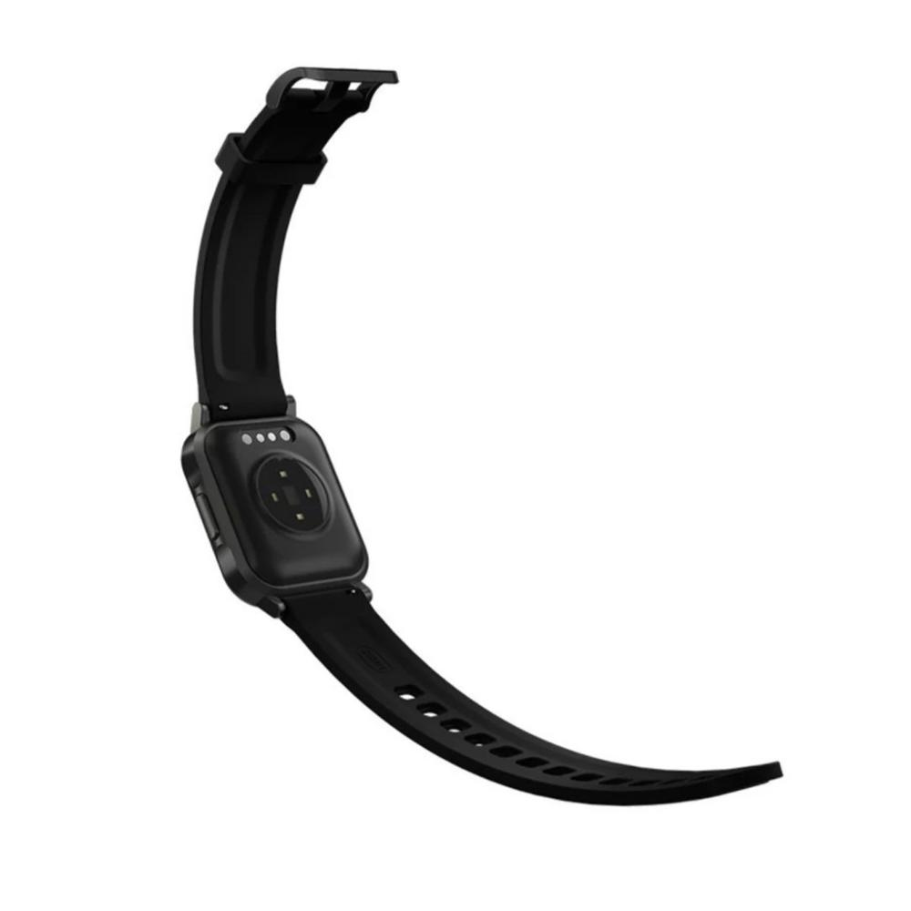 Haylou LS02 Smart Watch Sport круглый металлический чехол монитор сердечного ритма во время сна IP68 Водонепроницаемый iOS Android глобальная версия-5