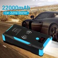 High Power 22000mAh Car Jump Starter 12V 1500A Starting Device Portable Car Battery Booster Charger Petrol Diesel Car Power Bank