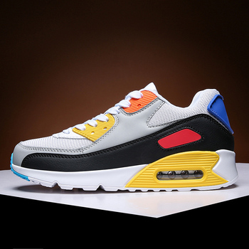 2020 Popular Fashion Casual Shoes for Men Air Cushion Sneakers Man Lace-up Breathable Max Walking Trainer Male Tenis Feminino