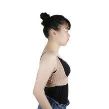Специальная коррекция горбатых одежда женская одежда корректная спина анти горбатый бандаж коррекция осанки Пояс Фитнес Скрытая ультра