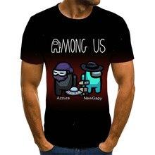 2021 nova eua cartoon 3d crianças de manga curta camiseta impressão 3d gráficos do bebê das crianças hip-hop unisex 3d camiseta roupas