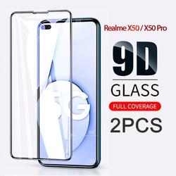 На Алиэкспресс купить стекло для смартфона realme x50 9d curved tempered glass on the for oppo realme x50 pro 5g screen protector realme x50 protection film
