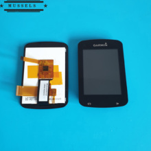 цена на Original LCD screen for Garmin Edge 820 LCD display Screen with Touch screen digitizer Repair replacement