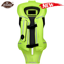 New Motorcycle Jacket Motorcycle Air Bag Vest Moto Air-bag Vest Motocross Racing Riding Airbag System Airbag CE Protector