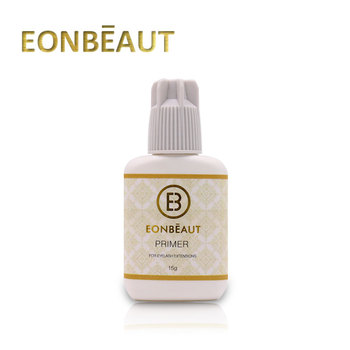 1 Bottle EONBEAUT Glue Primer False Eyelash Extension Glue 15ml Glue Primer Makeup Tool for Professionals Eyelash Extension недорого