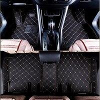 ¡La mejor calidad! Alfombrillas especiales personalizadas para coche Mitsubishi Triton 2019-2015 alfombras impermeables para coche Triton 2017  envío gratis