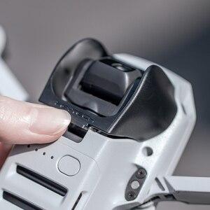 Image 5 - PGYTECH Mavic Mini lente cubierta de la lente cubierta de protección de sombrilla para DJI Mavic Mini Accesorios