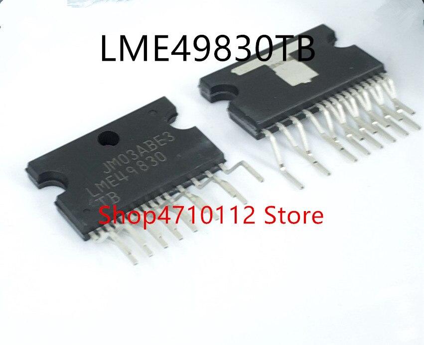 NEW 1PCS/LOT LME49830TB LME49830 ZIP