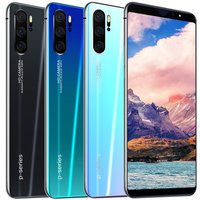 P31Pro Mobile Smart Phone 3G Ram + Total 64Gb (Rom 32Gb + Sd 32Gb) 3800Mah Mobile Phone Dual Sim Cards