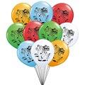 Латексные воздушные шары «Король Лев», 12 дюймов, 10 шт./лот