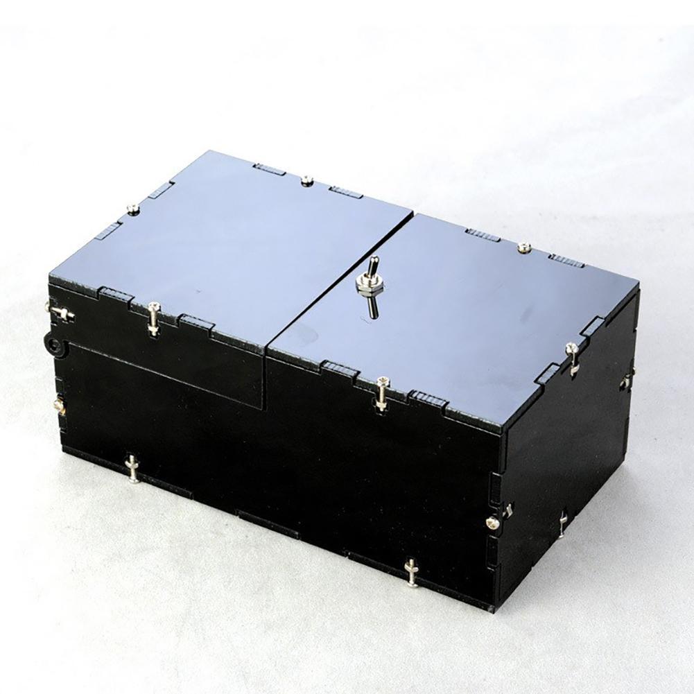 HobbyLane Novelty DIY Version Useless Box Kit Creative Gadget Toy Useless Machine For Killing Time Gift For Children Adult