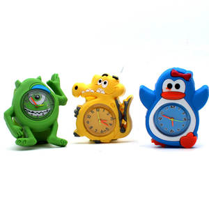 Kids Watch Toy-Clock Gifts Baby Girls Boys Children's Cartoon 3D for 1PC