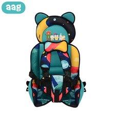 AAG портативное детское кресло, детская подушка безопасности, коврик, детское обеденное кресло, коляска, ремень для путешествий, детские стулья, переноска