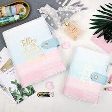 Korean Notebook Jamie-Notes Stationery Planner-Organizer Journals School-Supplies Personal Diary
