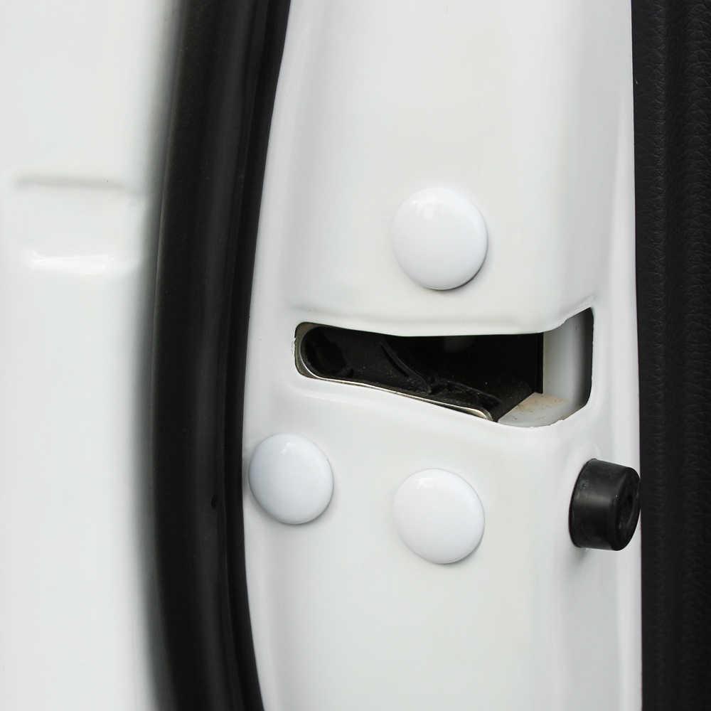 Univeral باب السيارة برغي تثبيت غطاء حامي اكسسوارات لكيا K2 K3 K4 K5 سورينتو سبورتاج أوبتيما ريو Ceed سيراتو Venga الروح