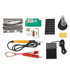 Image 5 - Аппарат для точечной сварки SUNKKO 709AD +, 3,2 кВт, автоматический ИМПУЛЬСНЫЙ аппарат 18650 для точечной сварки аккумуляторов с высокой мощностью
