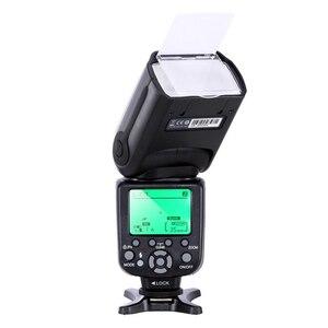 Image 2 - TRIOPO TR 988 TTL HSS High Speed Sync Kamera Speedlite Flash für Canon und Nikon 6D 60D 550D 600D D700 D800 digital SLR Kamera
