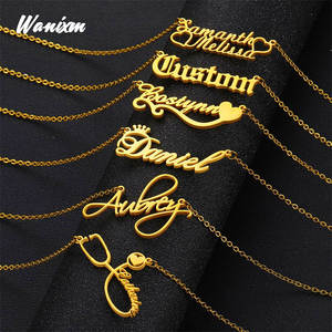 Personalized Name Necklace,Custom Name Necklace, Custom Jewelry, Custom Necklace, Necklace