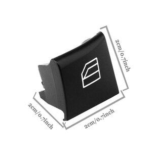 Image 3 - 2 Công Tắc Phụ Kiện Ô Tô Điện Tự Động Nhẹ Đen Cửa Sổ Nâng Nút Điều Chỉnh Điều Khiển Thay Thế Cho Benz W169 W245