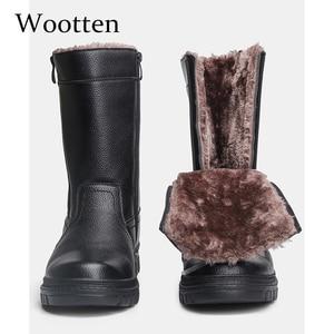 40-45 Brand Winter boots men