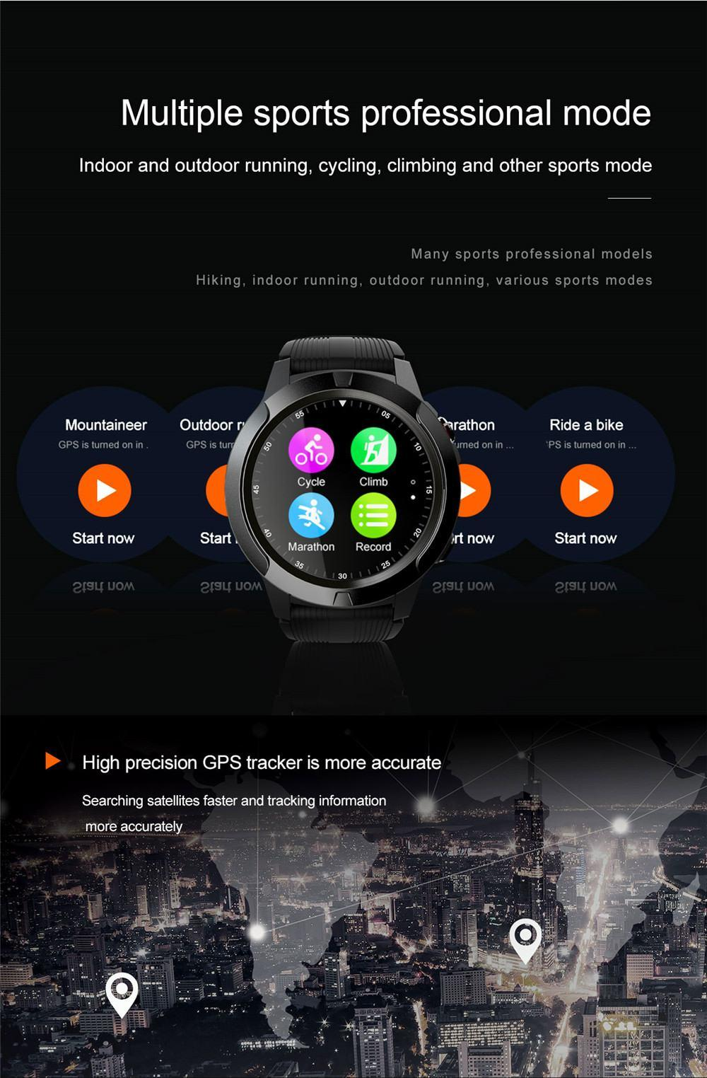 Hb629d1aaeef74e70aa94fbd73b21a609a 2020 Built-in GPS Smart Watch GSM bluetooth Call Phone Air Pressure Heart Rate Blood Pressure Weather Monitor Sport Smartwatch