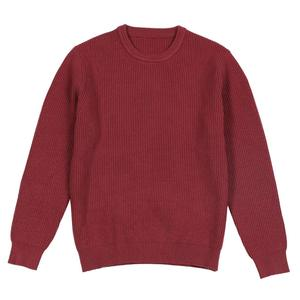 Image 5 - Мужской теплый свитер SIMWOOD, повседневный трикотажный пуловер с вырезом, брендовая одежда высокого качества, SI980567, Осень зима 2020