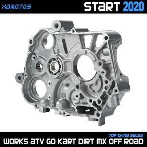 Чехол для кривошипа мотоцикла, чехол с правой рукояткой для двигателей lifan 150 150 куб. См