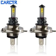 CARCTR New Car LED Fog Light H1 Bulbs H3 H7 H4 9005 9006 9012 H16 20W