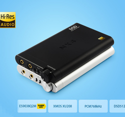 NEW Topping NX4 DSD XMOS-XU208 Chip DAC ES9038Q2M Chip Portable USB DAC DSD Decoder Amplifier Headphone AMP Amplifier Rated  4.9