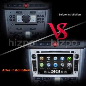 Image 2 - 7 pollici 2 DIN Car GPS per opel Vauxhall Astra H G J Vectra Antara Zafira Corsa lettore DVD car monitor car multimedia PLAYER camera