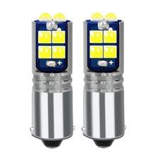 2PCS Neue T11 233 363 BA9S Super Helle Led-lampen Auto Innen Lesen Dome Lampe Auto Parkplatz Licht Weiß rot Gelb Kristall Blau