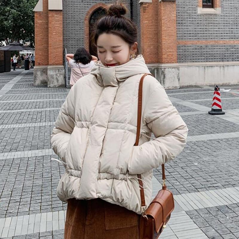 Winter Jacket Parkas Women Thick Cotton Warm Female Plus Large Size Bread