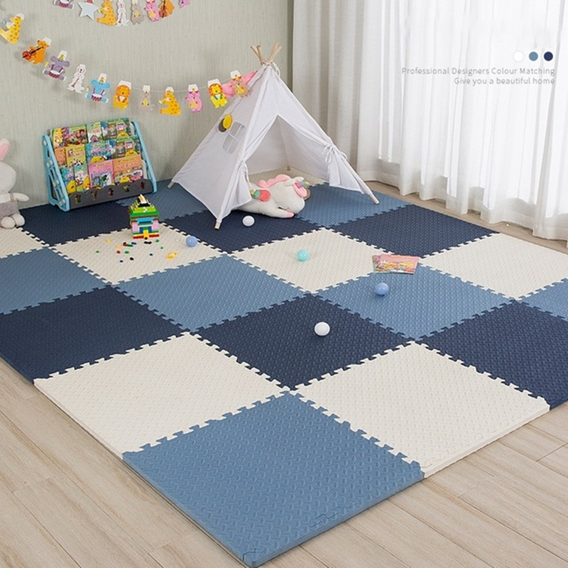 16/18/24Pc Baby EVA Foam Play Puzzle Mat Interlocking Exercise Tiles Floor Carpet And Rug for Kids Carpet Climbing Pads Play Mat
