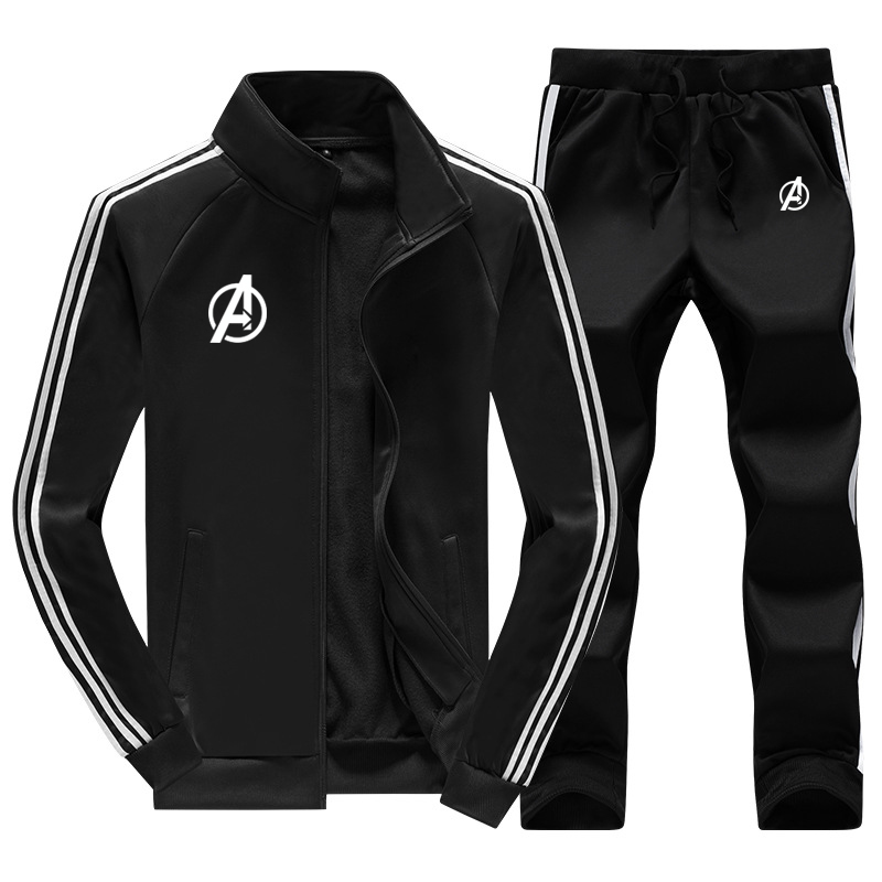 Men Outfit Set New Sportswear For Men Spring Autumn Men's Suit Clothes Tracksuits Male Tracksuit Sports Men Suit 2 Piece Set