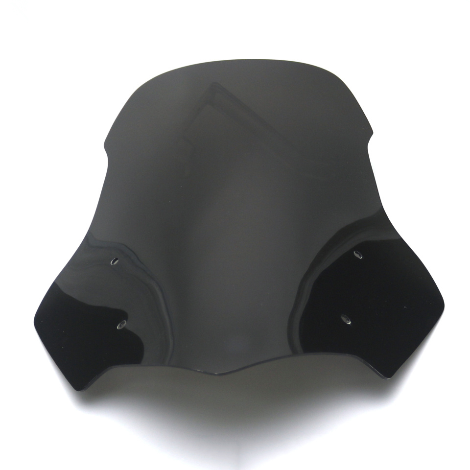Motorcycle Accessories Windshield WindScreen  Visor Viser Double Bubble For <font><b>HONDA</b></font> NC700 <font><b>NC</b></font> <font><b>700</b></font> NC750 <font><b>NC</b></font> 750 2011-2015 image