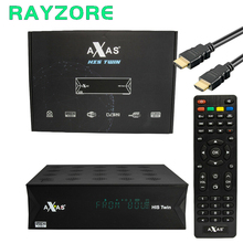 2020 Axas His Twin DVB-S2/S HD Satellite TV Receiver WiFi +