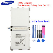 100% batterie dorigine pour tablette T9500E pour Samsung Galaxy Note Pro 12.2 SM P900 P901 P905 T9500C T9500U T9500K 9500mAh Akku + outils
