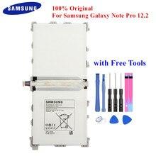 100% originale Tablet Batteria T9500E per Samsung Galaxy Note Pro 12.2 SM P900 P901 P905 T9500C T9500U T9500K 9500mAh Akku + strumenti
