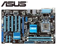 ASUS P5P41T original motherboard for intel DDR3 LGA 775 USB2.0 for Core 2 Extreme CPUP 8GB G41 used Desktop motherboard|Motherboards| |  -