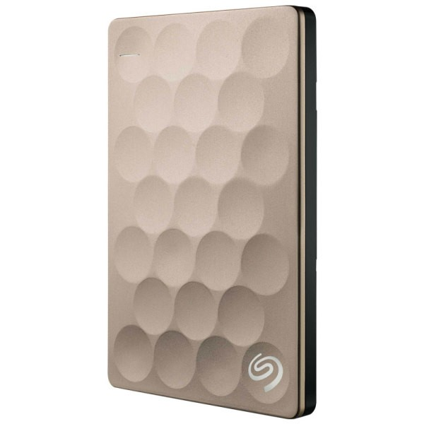 2.5-inch Seagate New Ritz Ultra Slim 1TB Mobile Hard Disk 1T USB 3.0 Slim 9.6mm