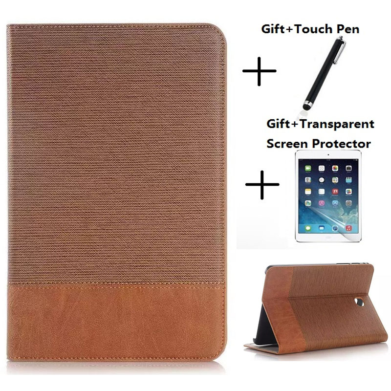 T350 /T355 Leather Case For Samsung Galaxy Tab A Case 8.0 SM-T350 / SM-T355 / SM-P350 /P355 Tablet Cover 8 Inch Wallet Smart Bag